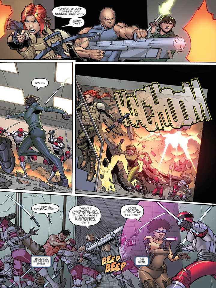 Transformers News: iTunes Preview for IDW First Strike #2 #HasbroFirstStrike