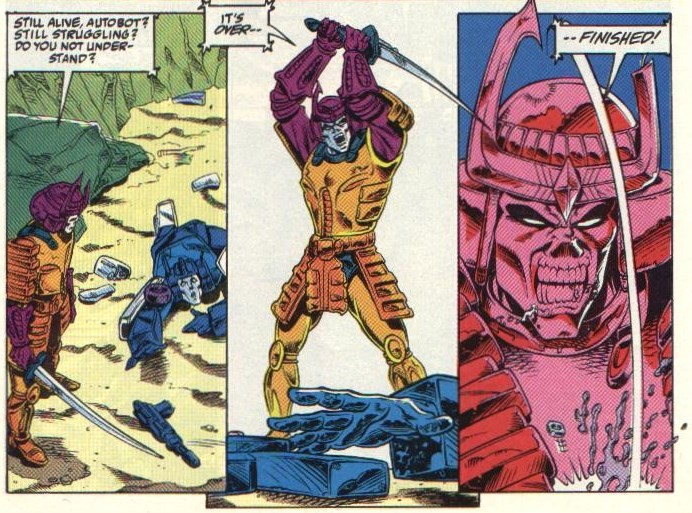 Transformers News: Top 5 Marvel Comics Decepticon Leaders