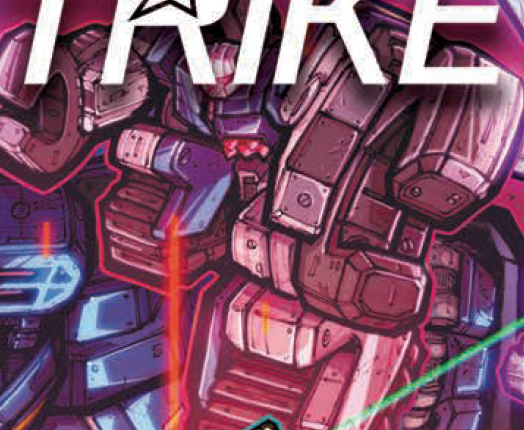 Transformers News: Re: IDW Hasbro Universe First Strike Thread