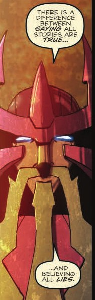 Transformers News: Review of IDW Optimus Prime #10 #Transformers #HasbroFirstStrike