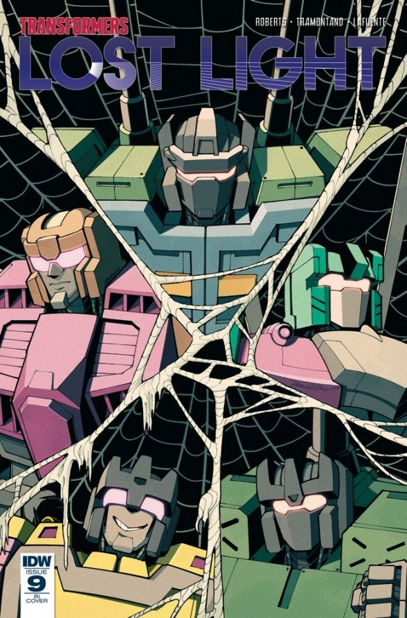 Transformers News: Full Preview of IDW Transformers: Lost Light #9