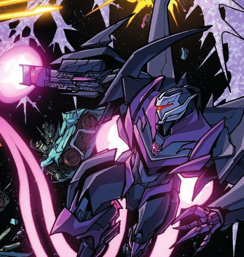 Transformers News: Review of IDW Rom Vs. Transformers: Shining Armor #2