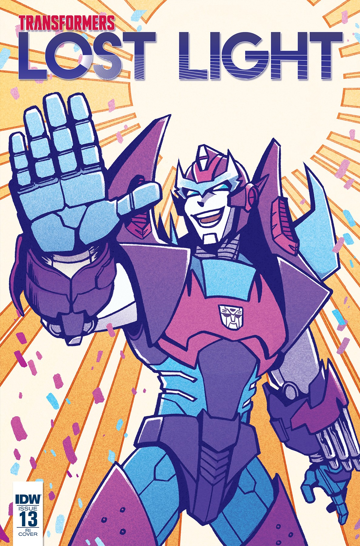 Transformers News: IDW December 2017 Solicitations