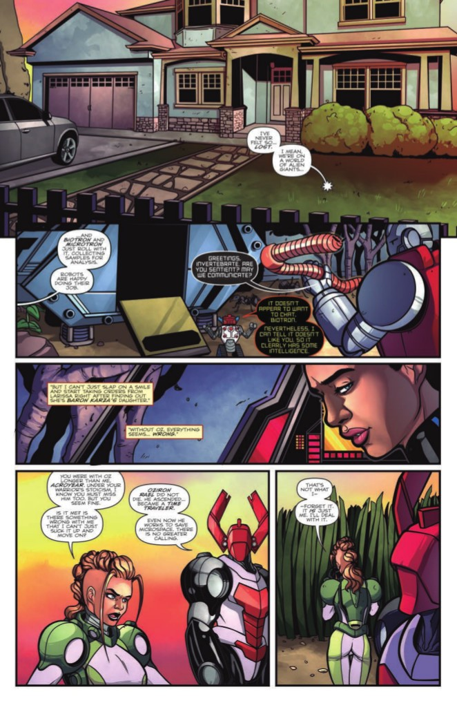 Transformers News: Full Preview for IDW Micronauts: First Strike #HasbroFirstStrike