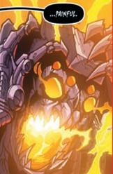 Transformers News: Review of IDW Rom Vs. Transformers: Shining Armor #3