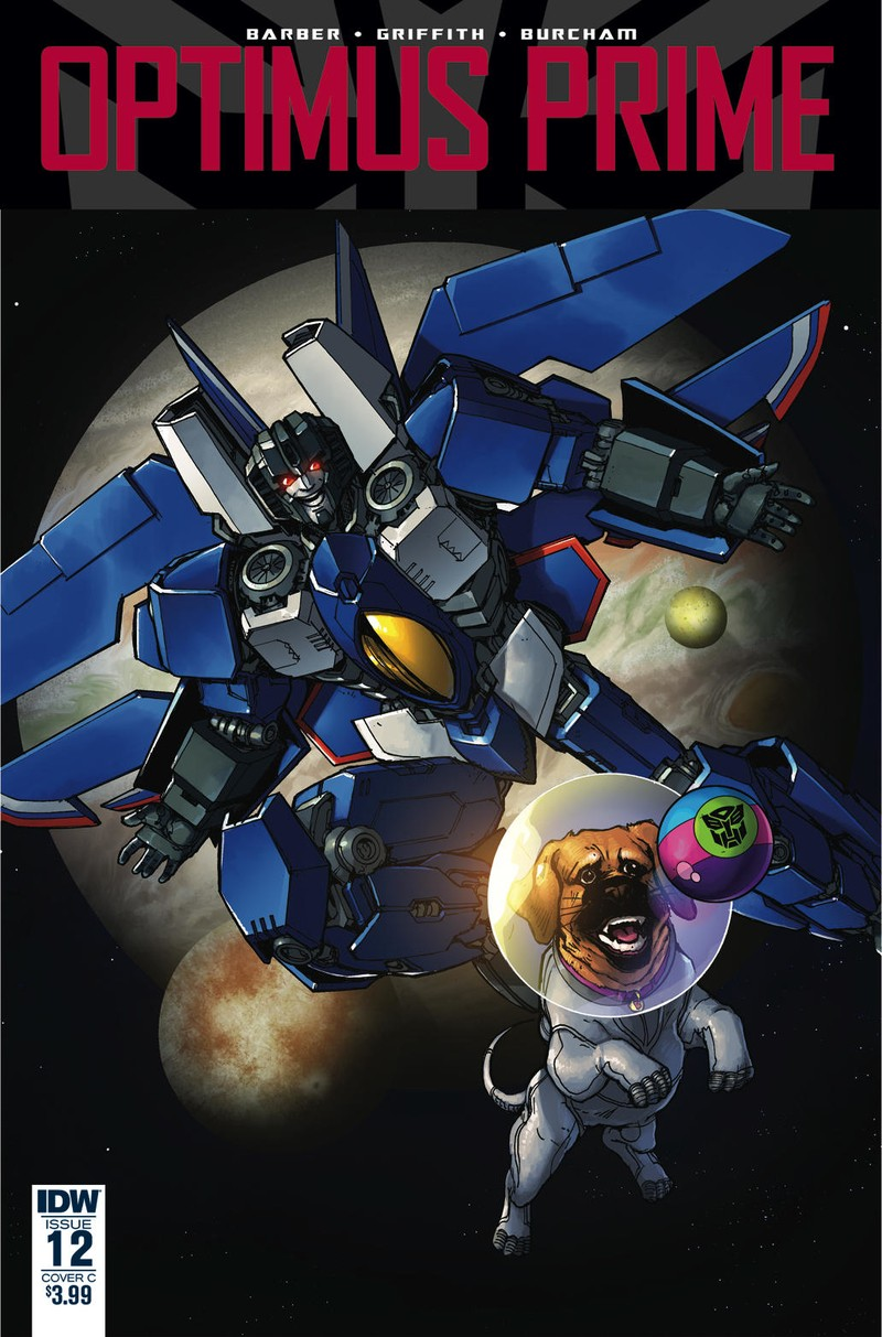 Transformers News: Variant Covers for IDW Optimus Prime #12 & #13 by Zama, Griffith, Lafuente