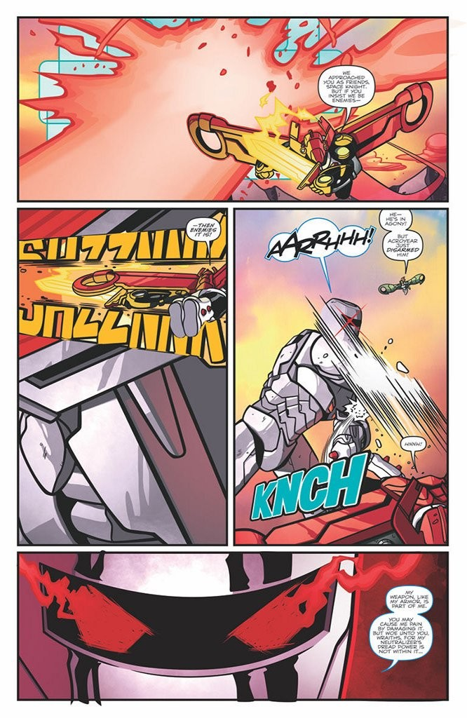 Transformers News: iTunes Preview for IDW Rom: First Strike Tie-In #HasbroFirstStrike
