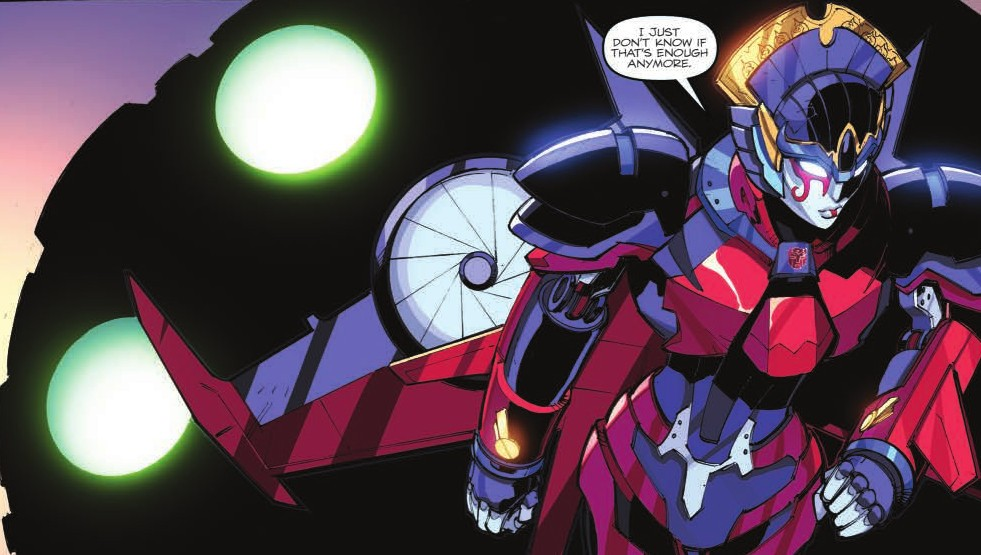 Transformers News: Review of IDW First Strike #5 #HasbroFirstStrike #Transformers
