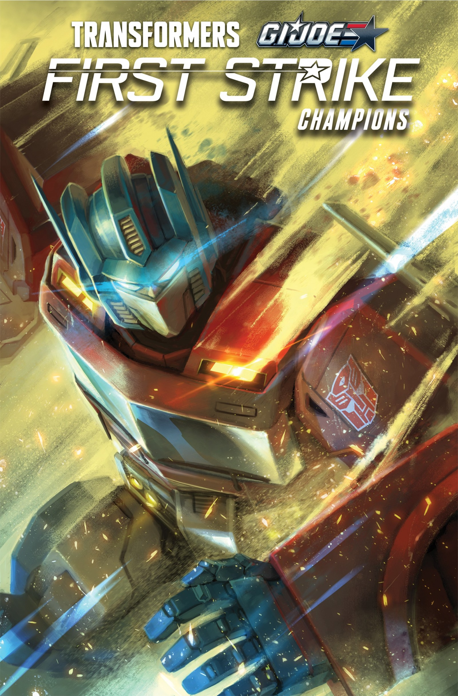 Transformers News: IDW Transformers & Hasbro Universe Comics Solicitations for January 2018