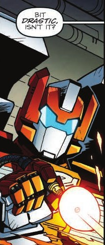 Transformers News: Review of IDW Transformers: Lost Light #10