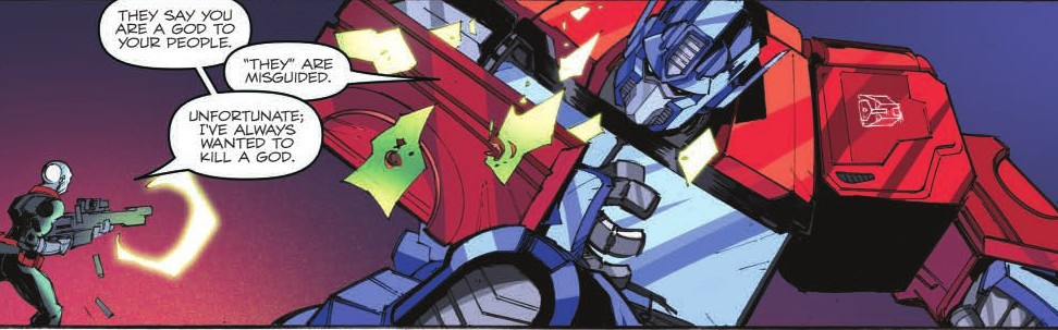 Transformers News: Review of IDW First Strike #6 (Final Issue) #HasbroFirstStrike