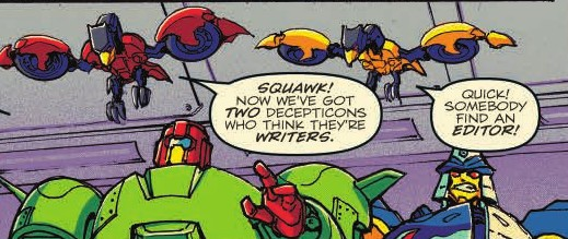Transformers News: Review of IDW Optimus Prime #12 #Transformers