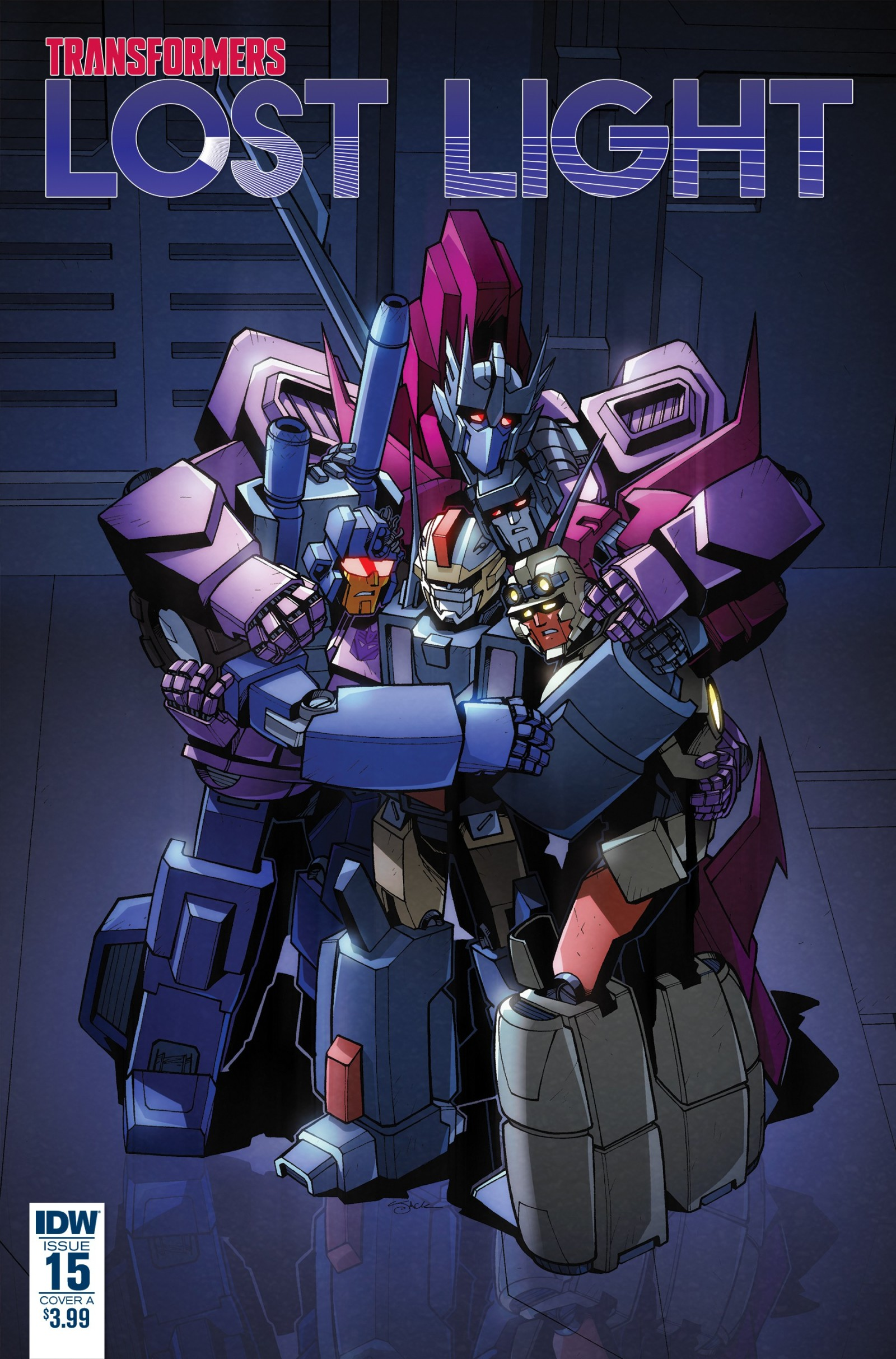 Transformers News: Updated IDW Transformers & Hasbro Universe Comics Solicitations for February 2018
