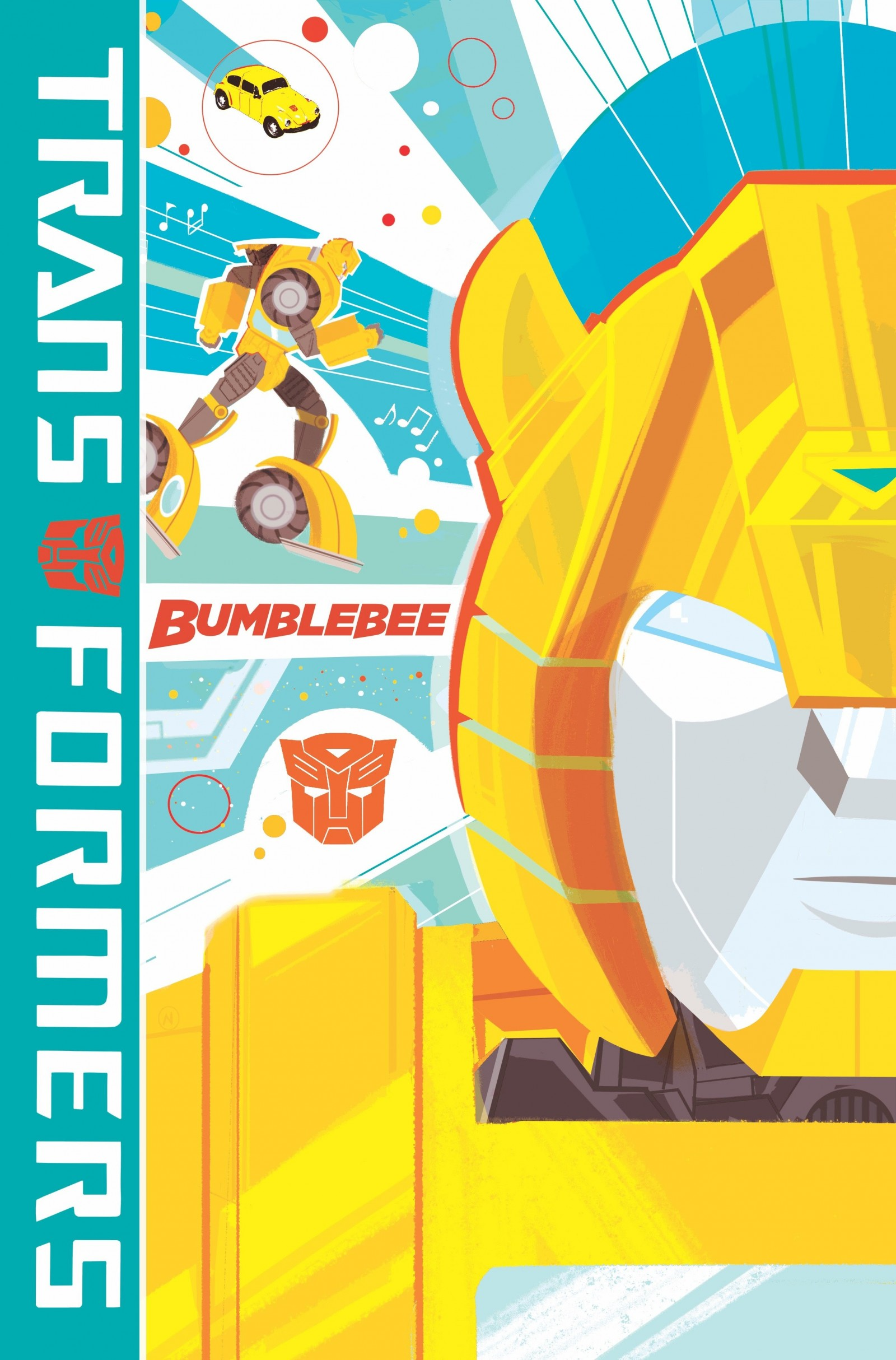 Transformers News: IDW Press Release - Transformers Original Graphic Novel Starring Bumblebee