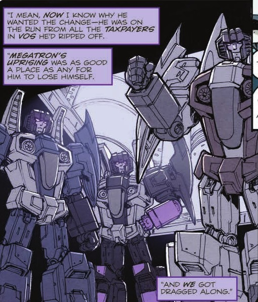 Transformers News: Review of IDW Transformers Optimus Prime Annual 2018
