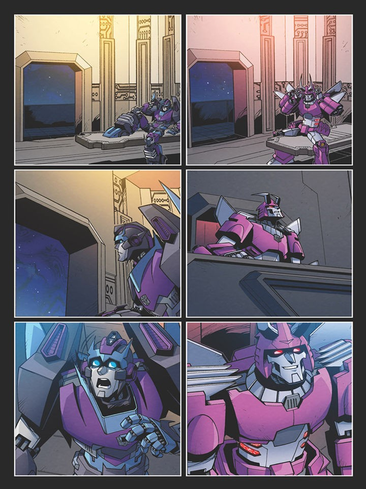 Transformers News: IDW Transformers: Lost Light #16 Three Page Preview
