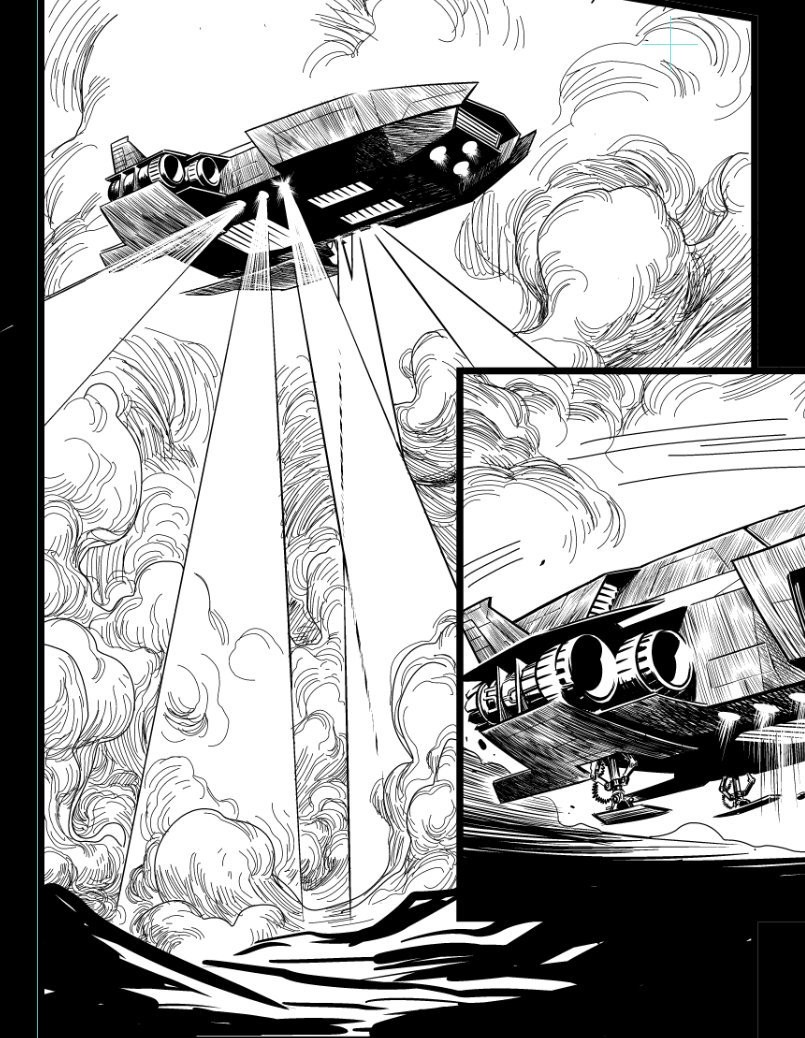 Transformers News: IDW Transformers: Lost Light - Casey Coller To Do Linework for Issue 20, EJ Su Art Sample