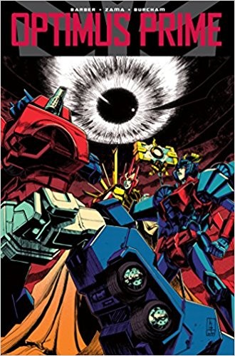 Transformers News: IDW Optimus Prime Volume 4 to be Released November 2018