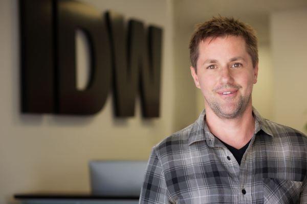Transformers News: IDW Publishing EIC Chris Ryall To Step Down