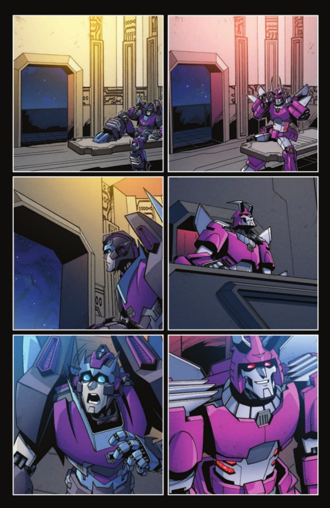 Transformers News: Full Preview for IDW Transformers: Lost Light #16