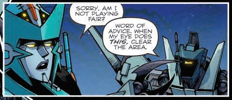 Transformers News: Review of IDW Transformers: Lost Light #16