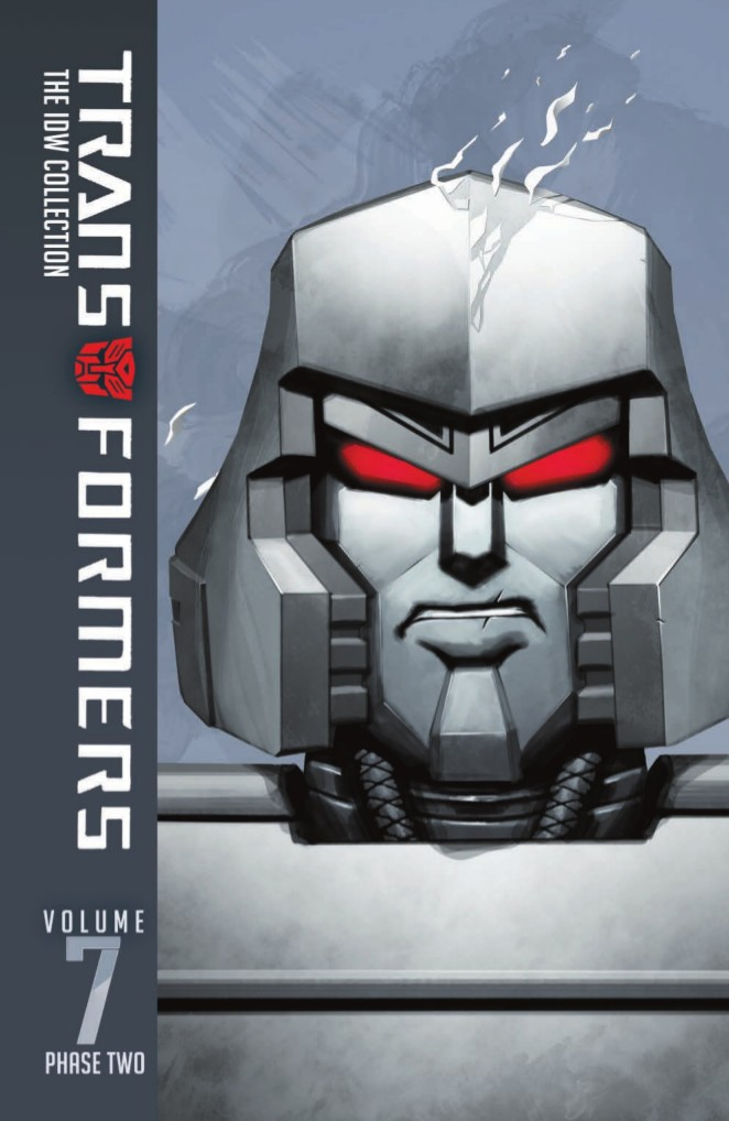 Transformers News: Full Preview for Transformers: IDW Collection Phase Two, Volume 7