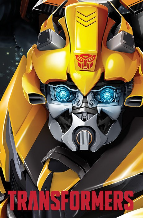 Transformers News: More Details on IDW Transformers Bumblebee Movie Prequel: From Cybertron With Love
