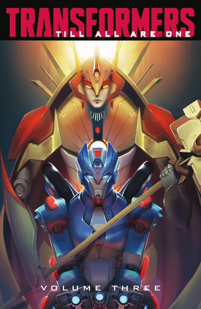 Transformers News: Full Preview for IDW Transformers: Till All Are One Volume 3 TPB