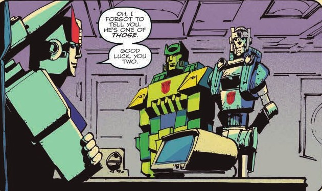 Transformers News: Review of IDW Transformers: Requiem of the Wreckers