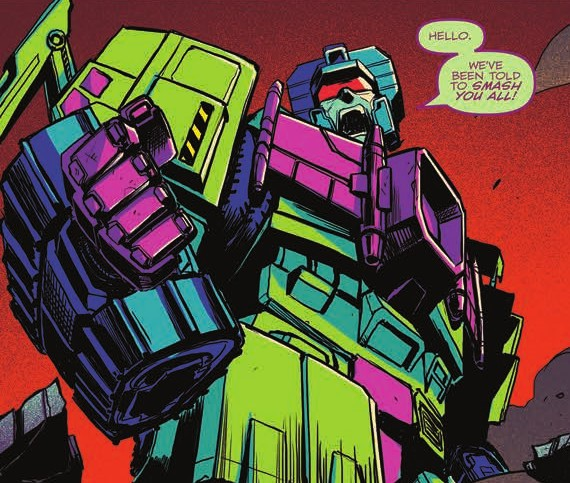 Transformers News: Review of IDW Transformers Optimus Prime #19
