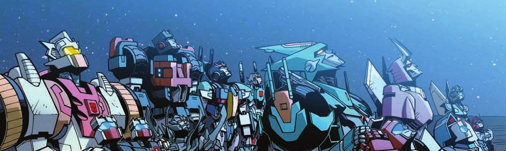 Transformers News: Review for IDW Transformers: Lost Light #18
