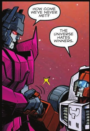 Transformers News: Review of IDW Transformers: Lost Light #19