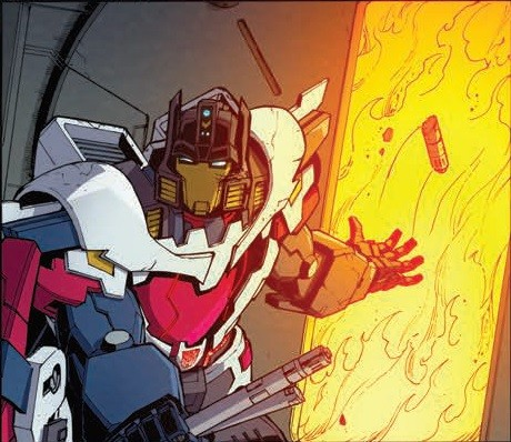 Transformers News: Review of IDW Transformers: Lost Light #20