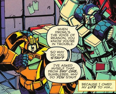 Transformers News: Review of IDW Transformers: Optimus Prime #20