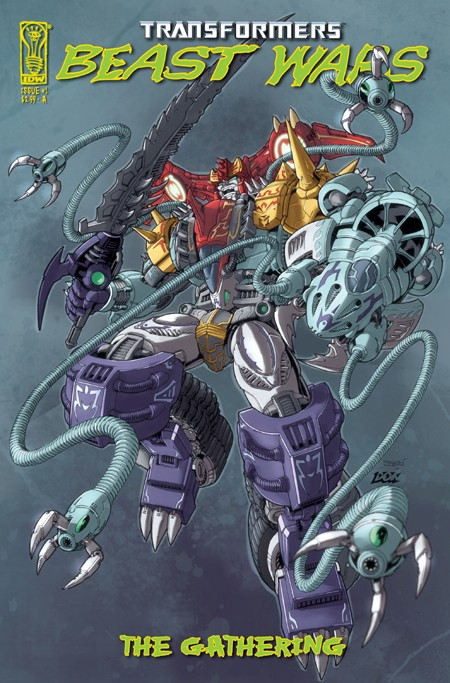 Transformers News: Seibertron.com Interviews IDW Publishing's Tom B. Long