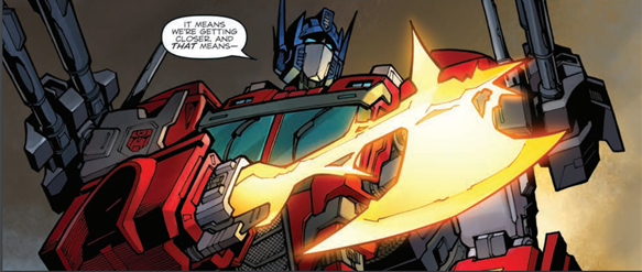 Transformers News: IDW Transformers: Unicron #1 Review