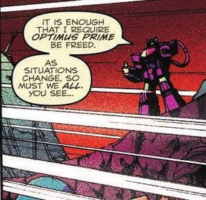 Transformers News: Review of IDW Transformers Optimus Prime #21