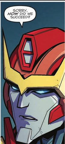 Transformers News: Dual Review of IDW Transformers: Lost Light #22