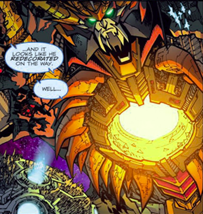 Transformers News: Review of IDW Transformers: Unicron #3