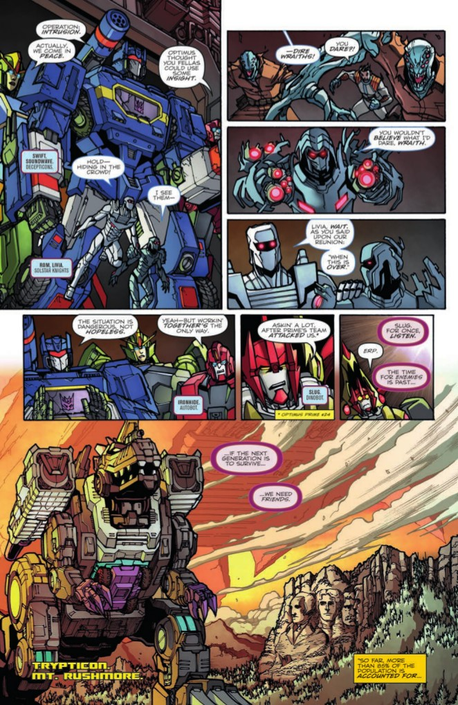 EJ Su Cover for IDW Transformers: Unicron #6 Revealed