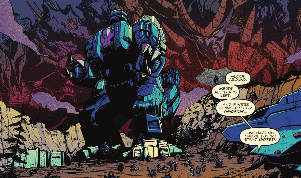 Transformers News: Review of IDW Transformers Optimus Prime #24