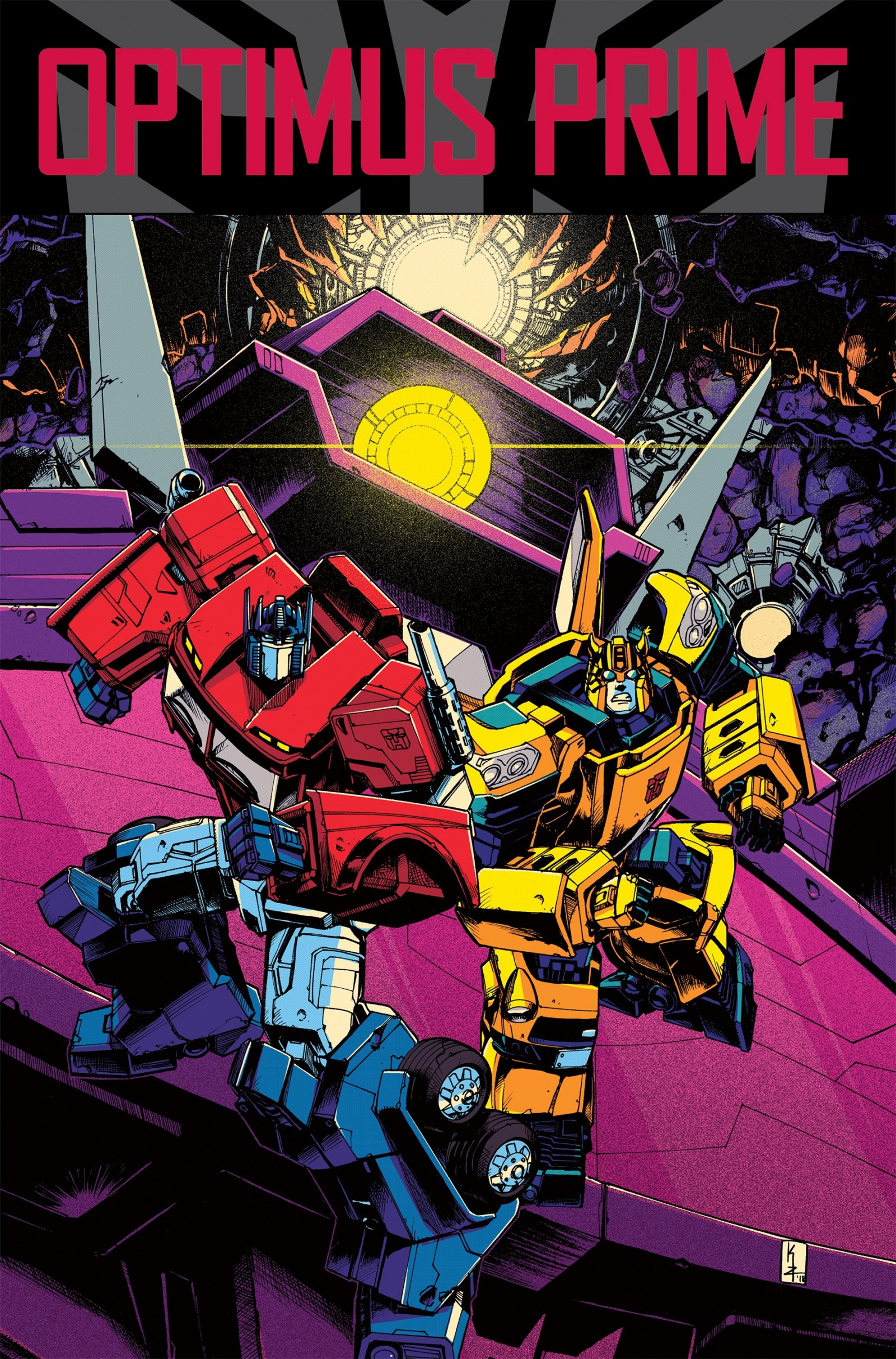 Transformers News: IDW Publishing Comics Solicitations for January 2019