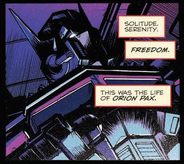 5 Page Preview for IDW Optimus Prime 25 Final Issue - Transformers