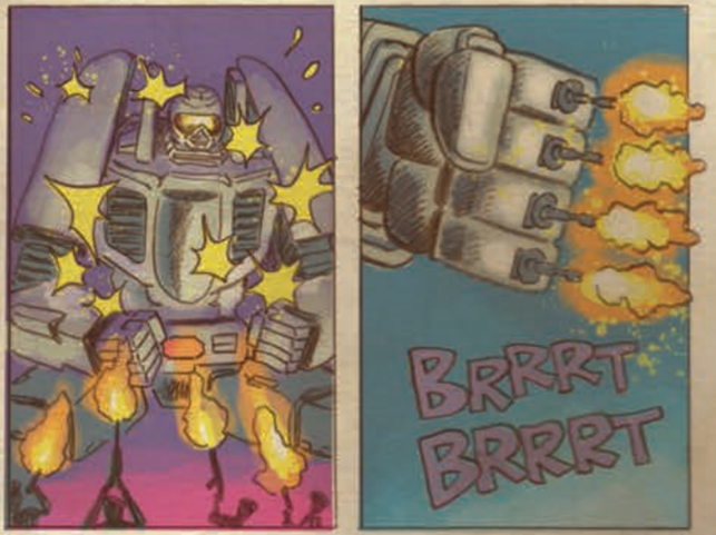 Transformers News: IDW Go-Bots #1 Review