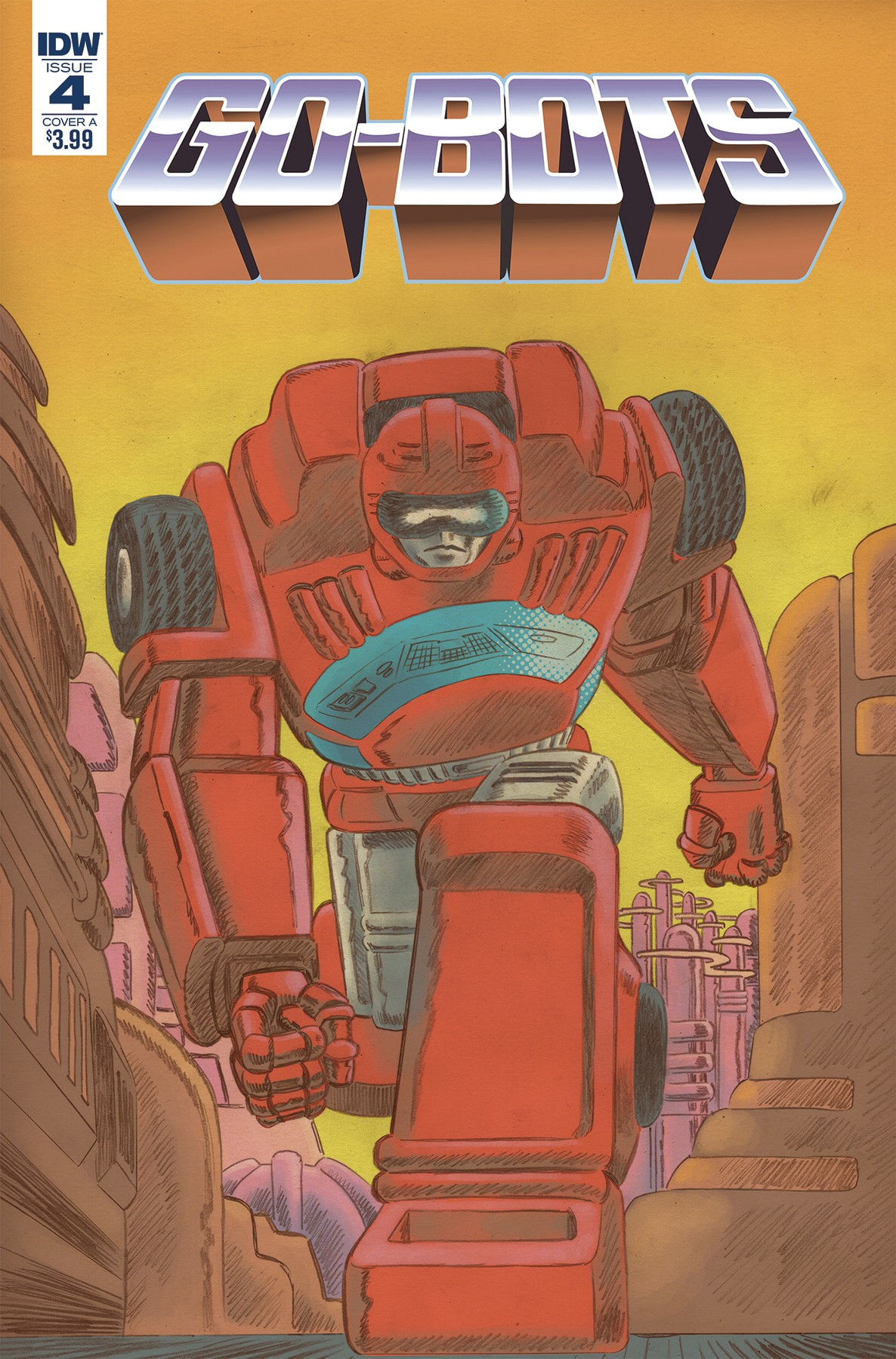 Transformers News: IDW Publishing Comics Solicitations for February 2019
