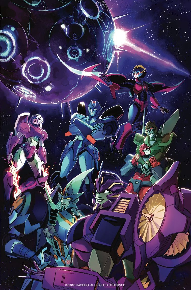 Transformers News: Hasbro's Synergy Project Celebrates the Women of the Hasbro-verse