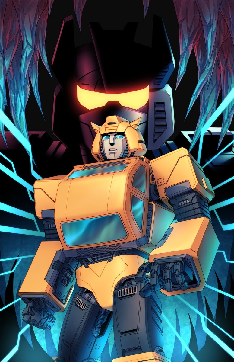 Transformers News: New IDW 2019 Ongoing - Title of First Arc, Gallery of Covers