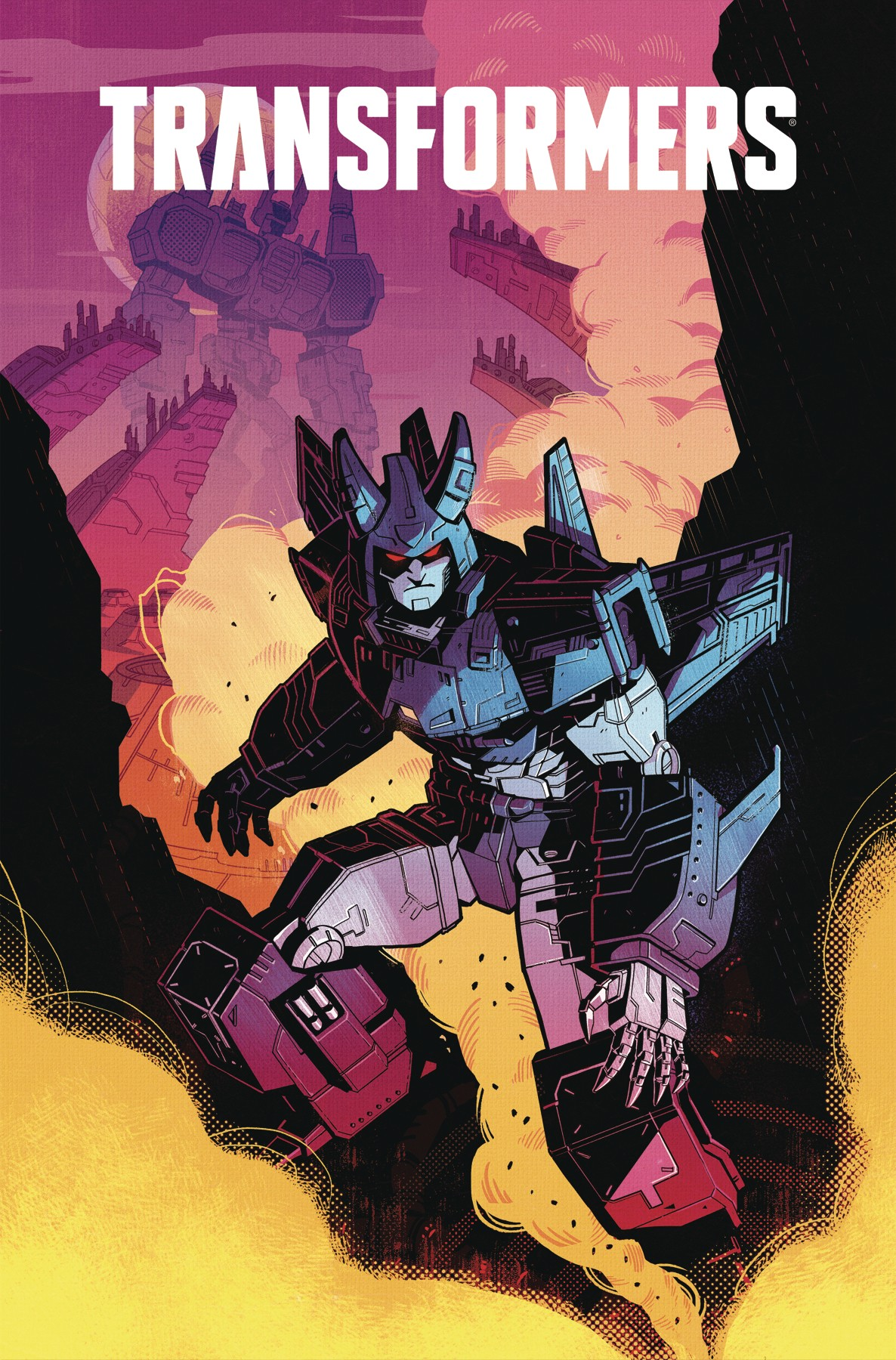 Transformers News: IDW Publishing June Transformers Solicitations
