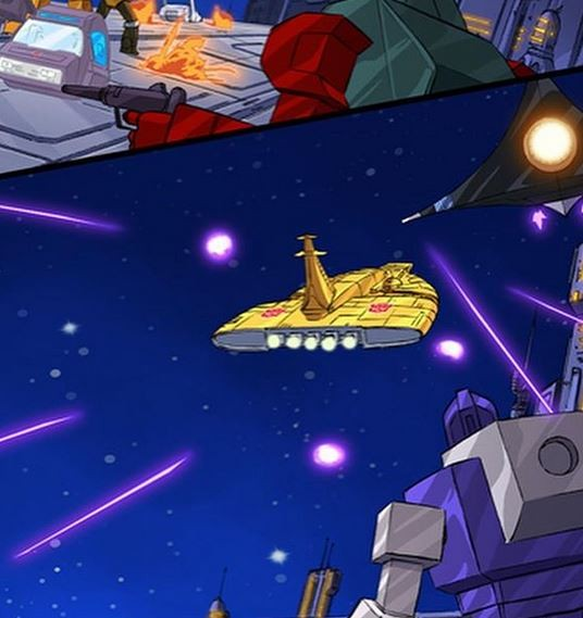 Transformers News: Preview of Cybertron From IDWs Transformers x Ghostbusters Crossover Comic Ghosts Of Cybertron