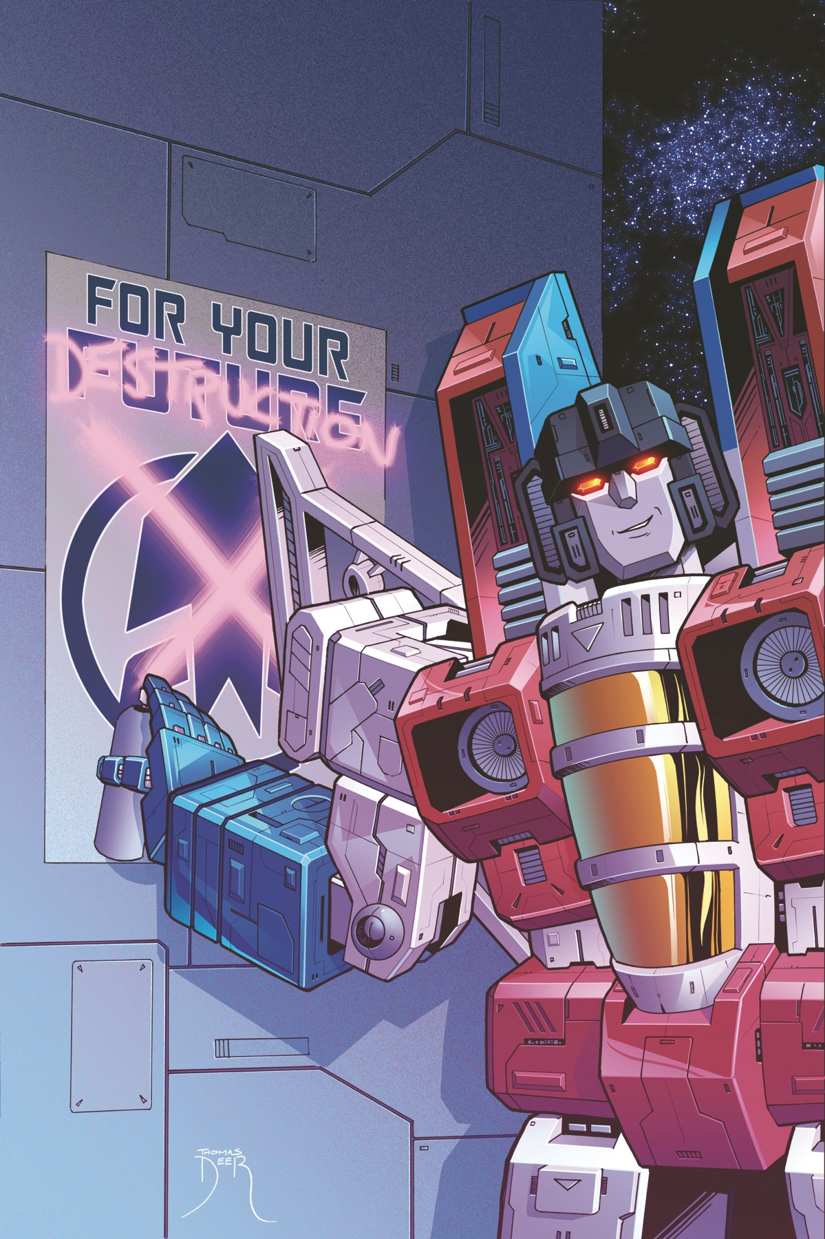 Transformers News: IDW Publishing July Transformers Solicitations